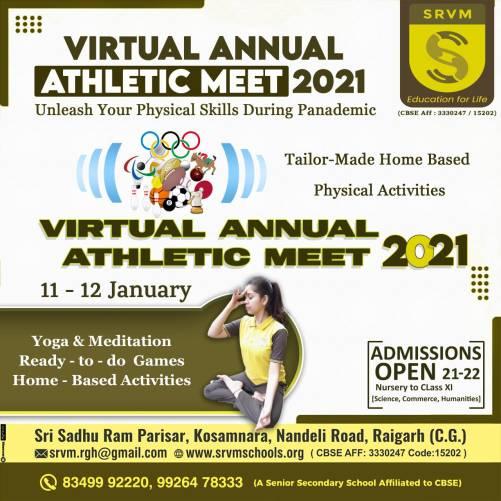 Virtual Athletic Meet 2021